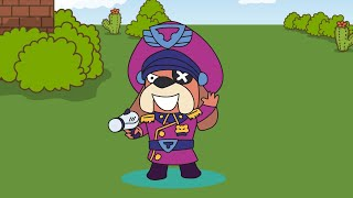 Brawl Stars Animation COLONEL RUFFS (Parody)