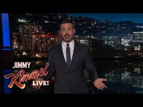 Jimmy Kimmel On Friendsgiving
