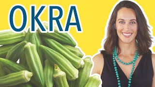 Simple Okra: How to Cook Okra Without the Sliminess