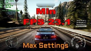 Need for Speed: Rivals on Dell Inspiron 15 5567 - i5-7200U