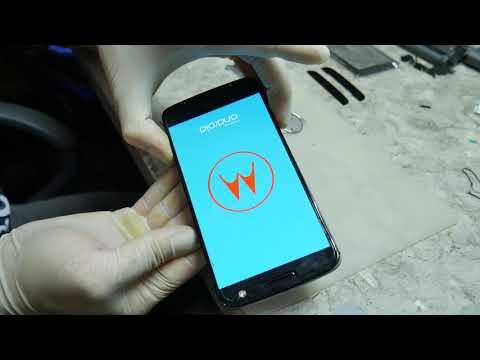 Motorola Moto Z. Телефон не предназначенный для ремонта.