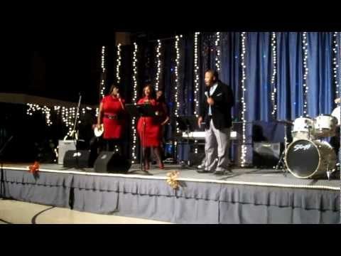 2011 Christmas with the Pastor and First Lady - Mount Moriah Missionary Baptist Church