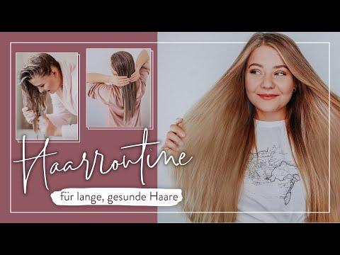 ✨ Meine Haarroutine 2020 ✨ | Waschen, Tipps gegen fettige Haare, schneiden & mehr!