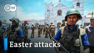New details on Sri Lanka Easter attack suspects | DW News