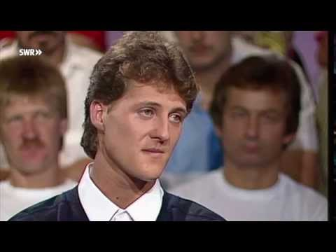 "Michael Schumacher Interview 1990 (""Flutlicht""/SWR)"