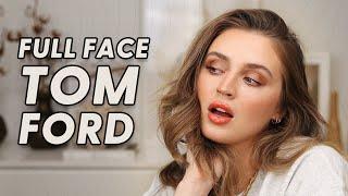 Full Face Using TOM FORD BEAUTY