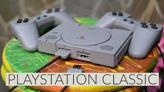 Trên tay Playstation Classic: nhỏ gọn, cài sẵn nhiều game quen, tính hoài niệm và sưu tập cao