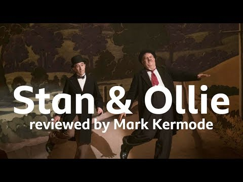 Stan & Ollie reviewed by Mark Kermode
