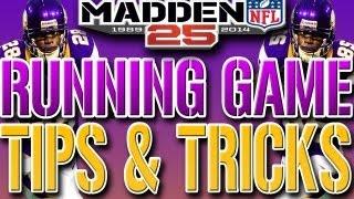 Madden NFL 25 NEXT GEN: Explosive Running Game Tips & Tricks (Money Plays) DOMINATE NOW