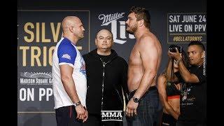 Bellator NYC Weigh-Ins: Fedor Emelianenko vs. Matt Mitrione - MMA Fighting