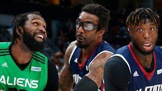 Tri-State vs Aliens Full Game Highlights | Week 9 | Season 3, BIG3 Basketball