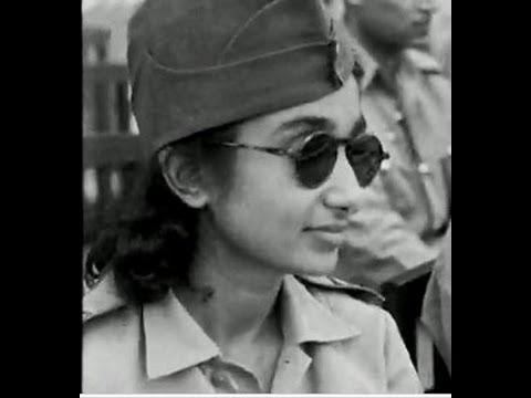Captain Lakshmi Passes away, A rare recording of Jana Gana Mana in her own voice