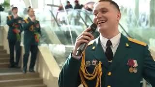 Поздравление с 8 марта от Академического ансамбля войск национальной гвардии РФ
