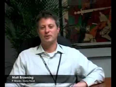 Matt Browning - Costco Travel