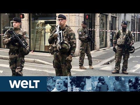 ANSCHLAG IN LYON: Terrorangst vor Europawahl in Frankreich