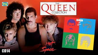 Baixar [245] Hot Space - CD14: The Queen Collection Digipack Series from Italy (2015)