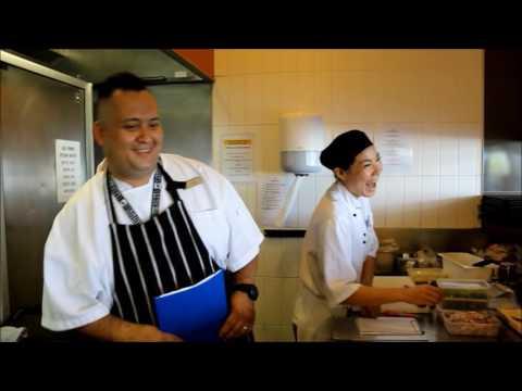 #HIStory Dimitri Reid From Shangri-La Hotel, The Marina, Cairns