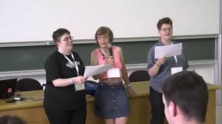 Elisabeth Dörrer - Learning some fun Slovak folk songs [workshop] - PG 2017