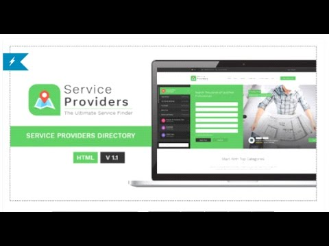 Service providers business directory template themeforest service providers business directory template themeforest download friedricerecipe Choice Image