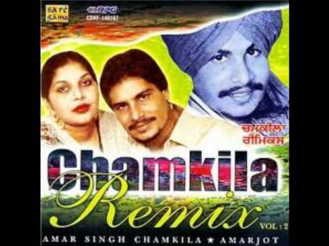 Top 20 Amar Singh Chamkila Mp3 Songs Download