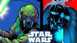 Plo Koon's Niece Almost KILLED Darth Vader - Star Wars Comics Explained