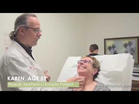 Kybella Testimonial with Karen at Nowak Aesthetics, Chula Vista