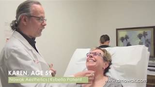 Kybella Testimonial with Karen at Nowak Aesthetics, Chula Vista