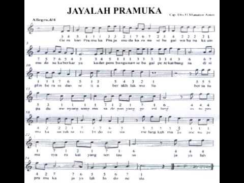 Image Result For Lagu Hymne Pramuka