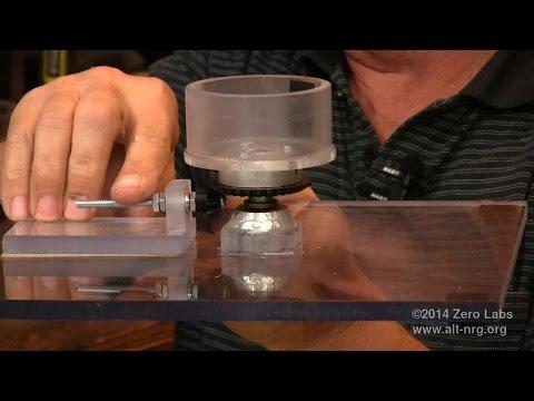 #378 Vortex Field Permanent Magnet Motor part 1