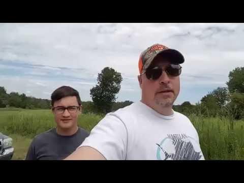 Nicholson Creek Game Lands NC 2016