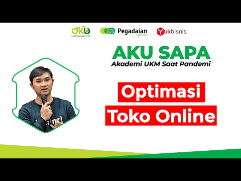 Optimasi Toko Online-AKUSAPA