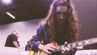 Allen Eden Guitars NAMM 2017 Recap
