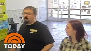 New Sighting Of Teacher And Missing Teen Elizabeth Thomas On Surveillance Video | TODAY