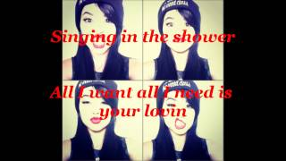 Download Becky G-Shower remix ft. Tyga (lyrics) Mp3