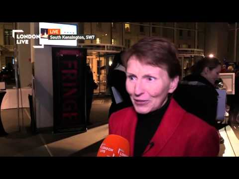 Reya Reports: Dr Helen Sharman Interview - December 2015