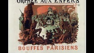 Jacques Offenbach – ORPHÉE AUX ENFERS – Rondeau des métamorphoses: 'Pour séduire Alcmène'