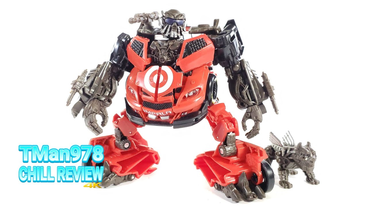 Transformers Studio Series 68 Leadfoot CHILL REVIEW