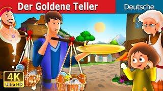 Der Goldene Teller   Gute Nacht Geschichte   Deutsche Märchen