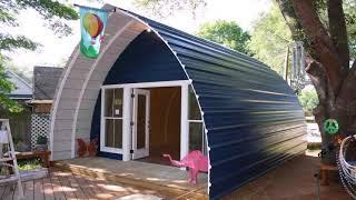 Small Cabin Plans With Loft 10 X 20 See Description