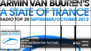 Out now: A State Of Trance Radio Top 20 - September/October 2012