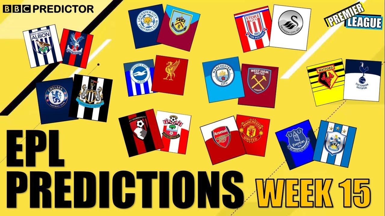 Premier league bbc table predictor - Bbc football league 1 table ...