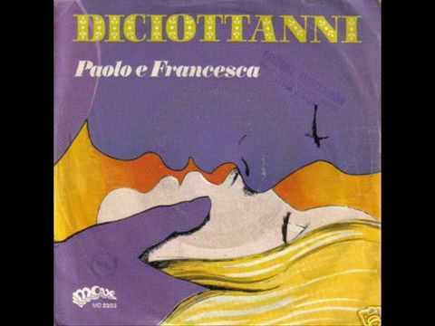 Paolo e Francesca - Diciott'anni (1976)