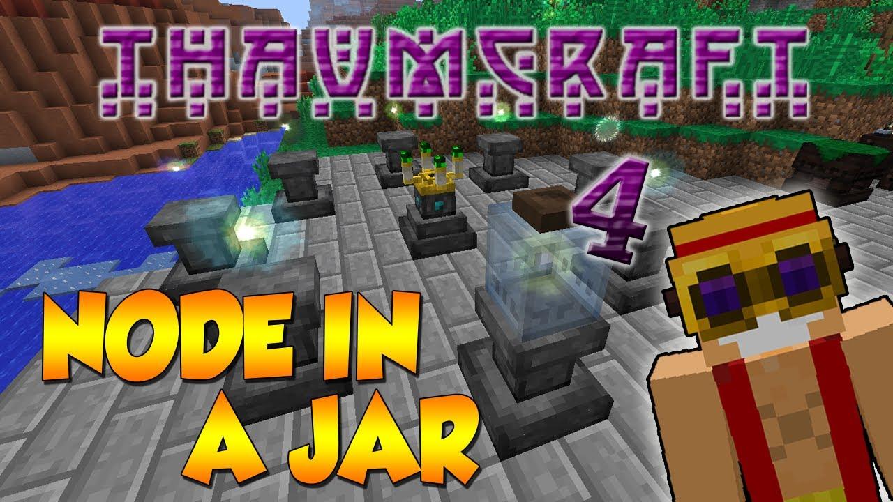 Thaumcraft 4 Node In A Jar Y Wand Recharge Pedestal