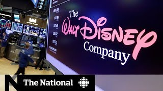 Disney's purchase of 21st Century Fox and the future of the entertainment industry
