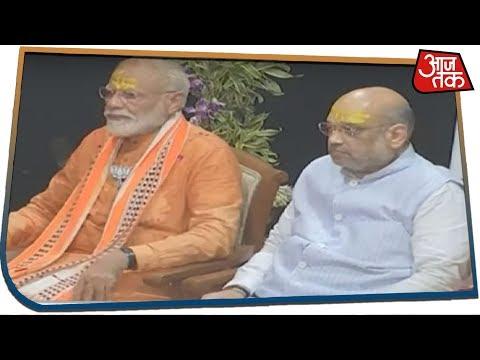 PM Modi Varanasi Roadshow LIVE | दशाश्वमेध घाट पर PM Modi का आगमन, जल्द होगी गंगा आरती शुरू