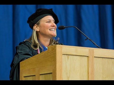 Thumbnail for Leslie Goldstein Delivers Winter 2016 Commencement Address