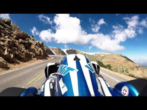 2017 PIKES PEAK INTERNATIONAL HILL CLIMB |  ENVIATE FULL RUN