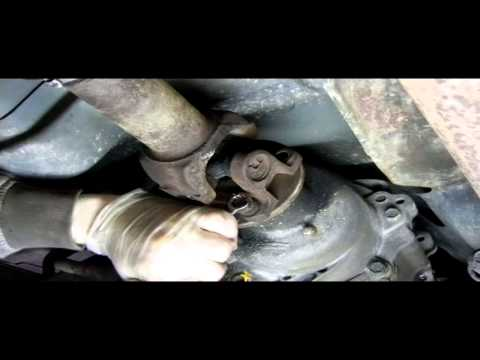 91 Ford Explorer Ranger Transfer Case Removal How To 89