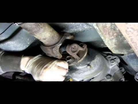 91 Ford Explorer/Ranger Transfer Case Removal how to 89 90 92 93 94