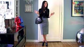 """Cómo vestir para una entrevista de trabajo """"Dress Code"""""""